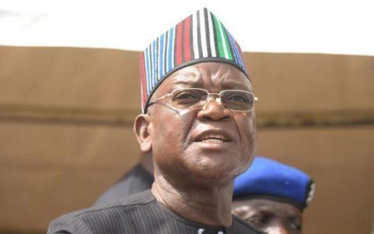 Onnoghen: Presidency Wants To Truncate Nigeria's Democracy-- Ortom