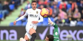 Rodrigo grabs late double to seal Cup semi-finals berth for Valencia