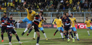 CAF expels Egypt's Ismaily from Champions League over crowd trouble