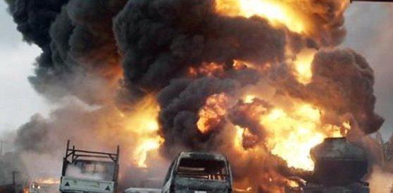 BREAKING: Explosions Rock Maiduguri