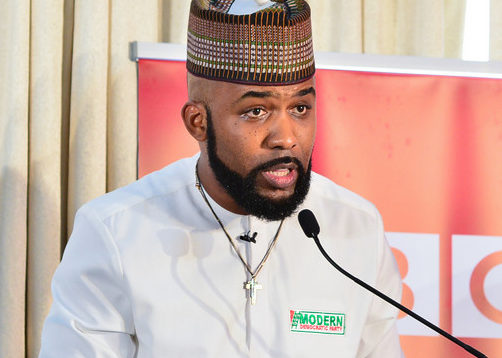 Nigerians Emotionally Invested in the Electoral Process – Banky W