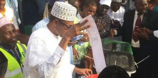 Slug: Buhari wins Ekiti, Osun, leading in Ogun