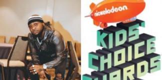 Davido Nominated in the Nickelodeon 2019 Kids Choice Awards
