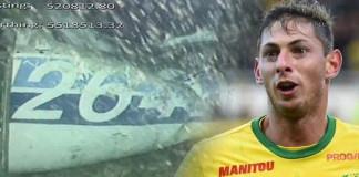 Body from plane wreckage identified as footballer Sala, UK police say
