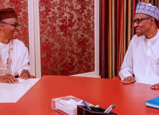 Fresh Attacks: El-Rufai Visits Aso Rock, Meets President Buhari