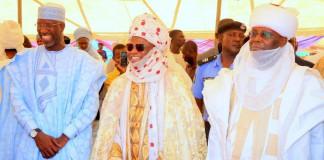 The former Vice President of Nigeria and Waziri of Adamawa, Atiku Abubakar has sent his felicitations to HRH Lamido of Adamawa, Dr Barkindo Aliyu Musdafa on the occasion of his 75th birthday.