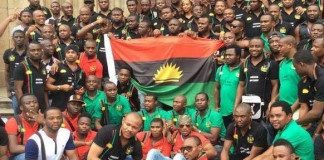 Stay Away from the Polling Units, MASSOB Warns Soldiers