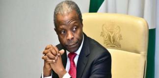 JUST IN: I Have Not Resigned – Osinbajo