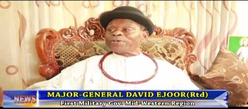 Breaking: Retired Major General David Ejoor is dead