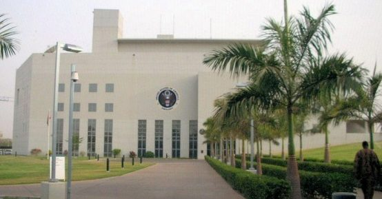 U.S Embassy says its Abuja office and Consulate General in Lagos