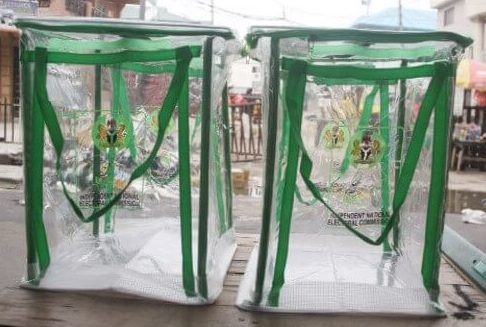Nasarawa REC takes delivery of sensitive materials for Saturday elections