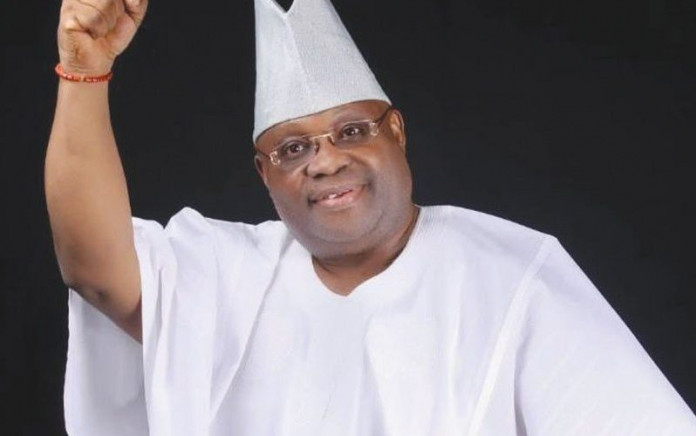Osun Tribunal Judgment: PDP Supporters, Sympathisers Celebrate Adeleke's Victory