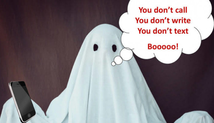 Ghosting: Would You do it?