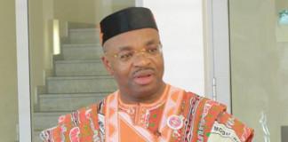 Guber Polls: I Dedicate My Victory To God, Akwaibomites - Udom Emmanuel
