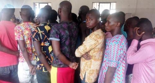 65 prisoners regain freedom in Delta