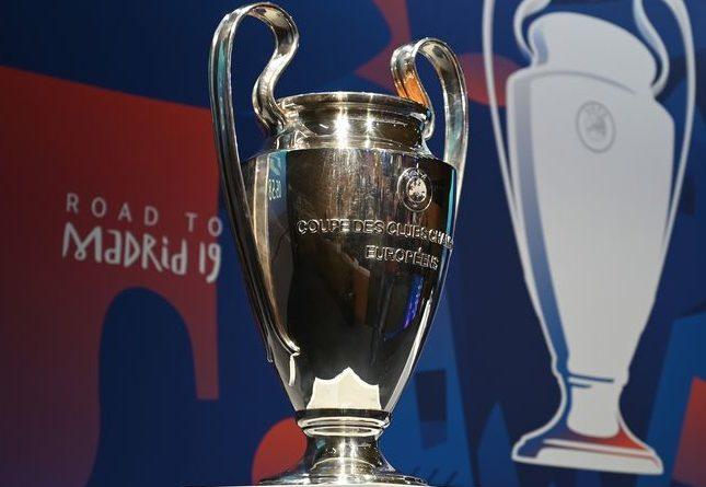 Breaking: UEFA Champions League Quarter Final Draw