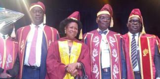 77-year-Old Grand Ma Graduates from UNILAG