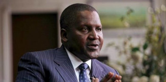 Garlands for Dangote, Africa's Pillar Of Investment At 62