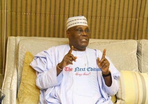 Atiku denies hiring US lobby group against Buhari's inauguration