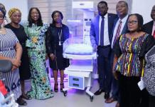 COWLSO Donates Birthing Suites, Neo-Natal Incubators to Lagos Hospitals