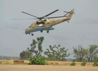 NAF Aircraft Neutralises Bandits in Zamfara