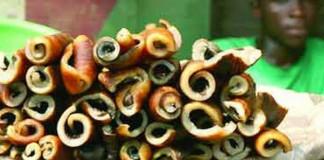 Poisonous Ponmo' in Lagos Markets, Govt