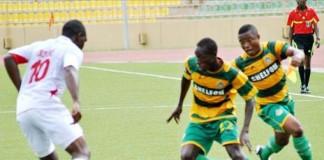 Kwara FA Cup: Kwara United Beat ABS FC on Penalty Kicks for 5th Consecutive Win