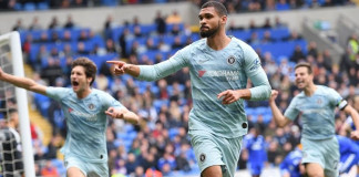 Loftus-Cheek seals win over Cardiff