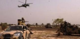 NAF Takes Out Bandits' Logistics Base in Zamfara