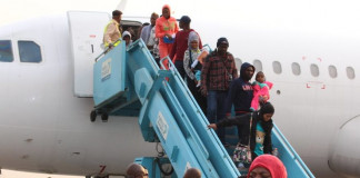 Barely 24 hours after a batch of 180 Nigerians were returned from the North African country, Libya, for illegal entry and failed attempt to travel to Europe through unrecognised channels,