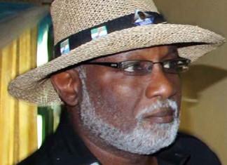 Gov. Akeredolu Denies Being Suspended by APC
