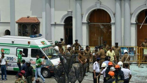 Sri Lanka Explosions (Updates): More than 200 Killed as Churches, Hotels Targeted