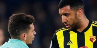 EPL: Freakish Goal Gives Arsenal 1-0 win at 10-Man Watford