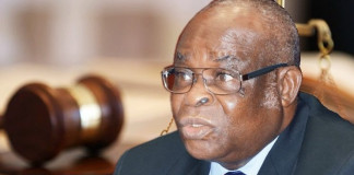 Presidency Keeps Mum as Onnoghen Submits Resignation Letter