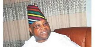 BREAKING: Police Takes Senator Ademola Adeleke Into Custody
