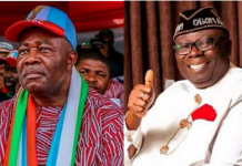 Akpabio, Ekpenyong: Tribunal Dismisses PDP Suit Seeking To Stop APC From Inspecting Election Materials