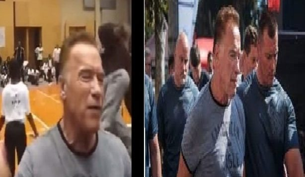 Arnold Schwarzenegger Attacked at South Africa Event
