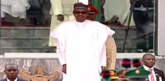 #TheInauguration: Nigerians react to Buhari's Swearing in