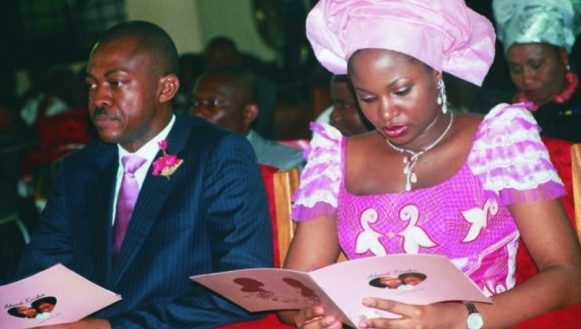 Estranged wife of Ex-Enugu Governor, Chime, Demands Custody of 10-year-old Son