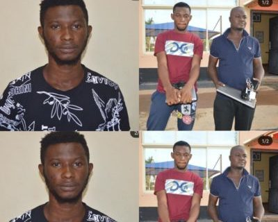EFCC Arrests Footballer, 2 Others For Internet Fraud