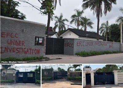 I am not aware of Seal-off of Saraki Houses – EFCC Spokesman