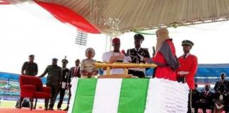 JUST IN: Gov Okowa Sworn-in for 2nd Term