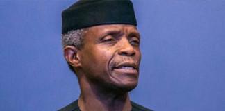 Dont Bribe Police, FRSC, Immigration, Osinbajo to Nigerians