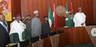 Buhari Presides over FEC Valedictory Session, orders Ministers to Work Till May 28