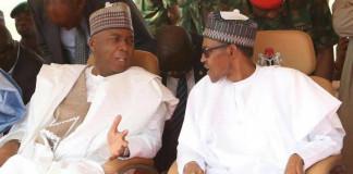 Ramadan: Buhari Greets Nigerians as Saraki Urges Faithful to Pray for Peace