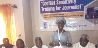 Search Trains Journalists on Conflict Sensitivity Reporting