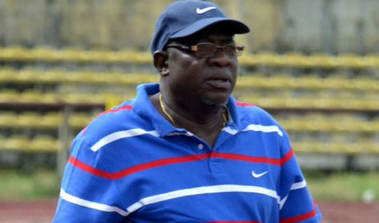Lobi Stars Coach Slumps, Dies