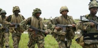 Troops rescue 29 women, 25 children in Borno