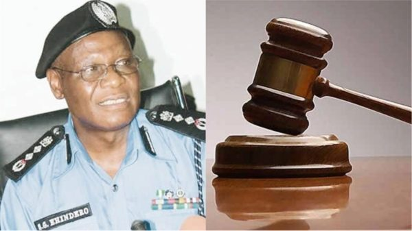 N16, 4m fraud: ICPC Closes Case against Ex-IGP Ehindero, One Other