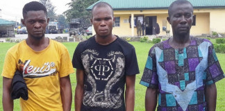 I was raped by My Kidnappers, Says Victim as Army Arrests 3 Suspected Kidnappers